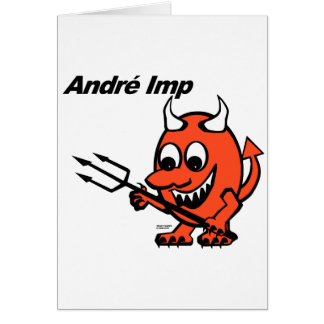 Andre Imp Collection #1 Card