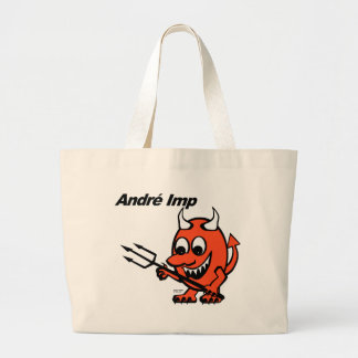 Andre Imp Collection #1 Jumbo Tote Bag