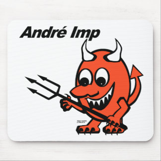 Andre Imp Collection #1 Mouse Pad