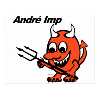 Andre Imp Collection #1 Postcard