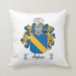 Andrea Family Crest Pillows