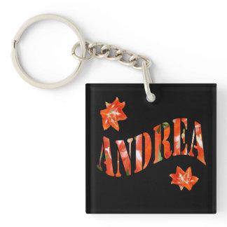 Andrea,