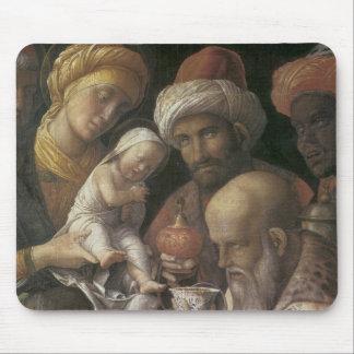 Andrea Mantegna Adoration Of The Magi Mouse Pad