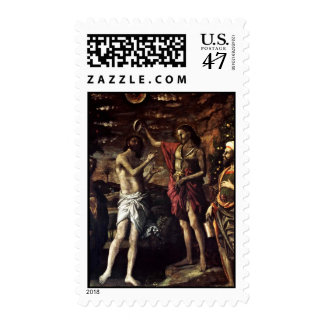 Andrea Mantegna Art Postage
