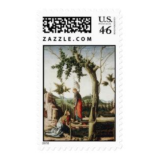 Andrea Mantegna Art Postage Stamps