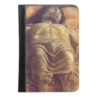 ANDREA MANTEGNA - Lamentation of Christ 1480 iPad Mini Case