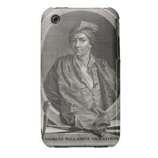 Andrea Palladio (1508-80) engraved by Bernard Pica Case-Mate iPhone 3 Case