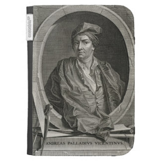 Andrea Palladio (1508-80) engraved by Bernard Pica Kindle Covers