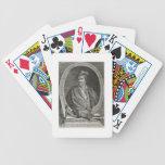 Andrea Palladio (1508-80) grabado por la pica de B Baraja Cartas De Poker