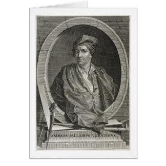 Andrea Palladio (1508-80) grabado por la pica de B Felicitación
