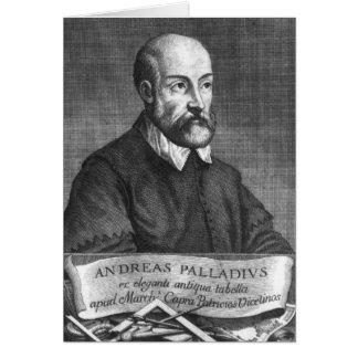 Andrea Palladio grabado por Francisco Tarjeton