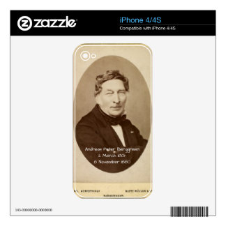 Andreas Peter Berggreen iPhone 4S Skin