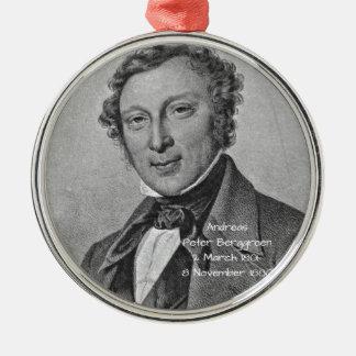 Andreas Peter Berggreen Metal Ornament