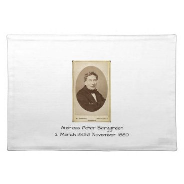 Andreas Peter Berggreen Placemat