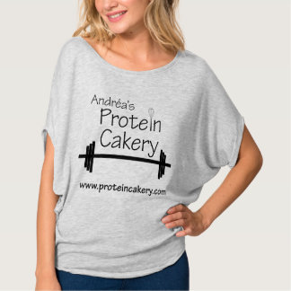 Andréa's Protein Cakery Logo T-Shirt