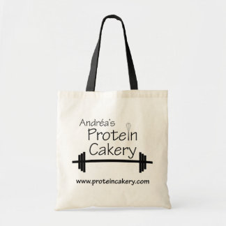Andréa's Protein Cakery Logo Tote Bag