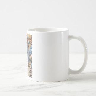 Andrea's Robin Classic White Coffee Mug