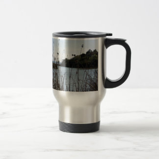 Andree Clark Bird Refuge, Santa Barbara, CA Travel Mug