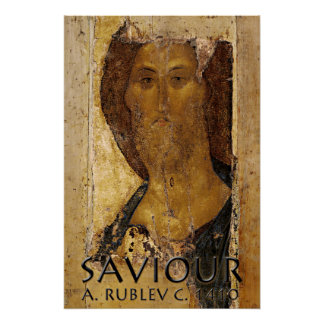 Andrei Rublev Saviour CC0492 Poster