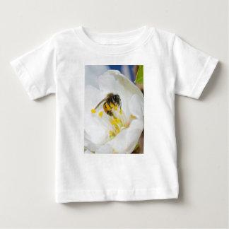 Andrena Margandrena Krausiella Gusenleitner Bee Baby T-Shirt
