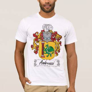 Andreozzi Family Crest T-Shirt