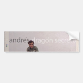 andres cover ds bumper sticker
