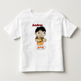 Andres Toddler T-shirt
