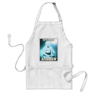 ANDREW ADULT APRON