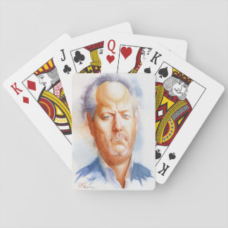 Andrew Breitbart Playing Cards