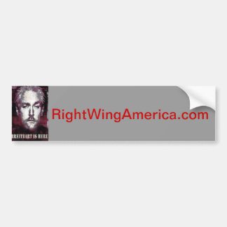 Andrew Brietbart Car Bumper Sticker
