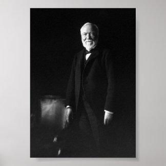 Andrew Carnegie Póster