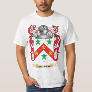 Andrew Coat of Arms (Family Crest) Tees