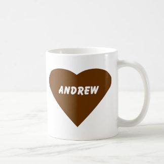 Andrew Coffee Mug