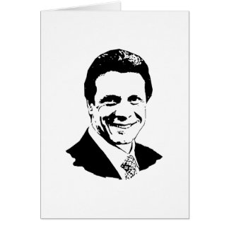 Andrew Cuomo Greeting Card