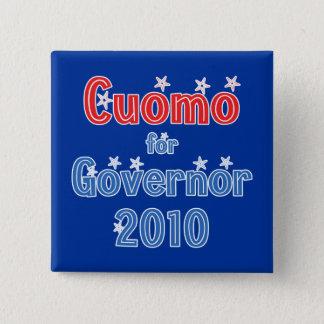 Andrew Cuomo for Governor 2010 Star Design Button