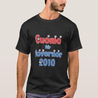 Andrew Cuomo for Governor 2010 Star Design T-Shirt