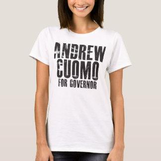 Andrew Cuomo For Governor 2010 T-Shirt