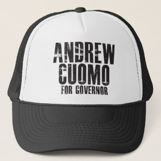 Andrew Cuomo For Governor 2010 Trucker Hat