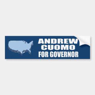 ANDREW CUOMO FOR GOVERNOR BUMPER STICKER