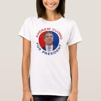 Andrew Cuomo For President T-Shirt
