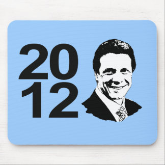Andrew Cuomo Mouse Pad