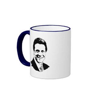 Andrew Cuomo Ringer Coffee Mug