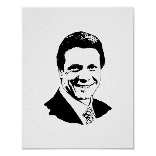 Andrew Cuomo Poster