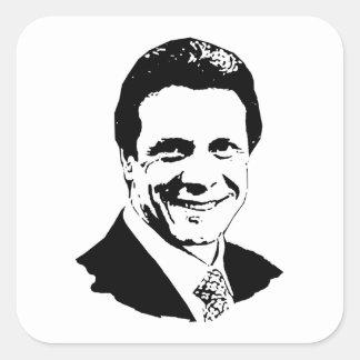 Andrew Cuomo Square Sticker