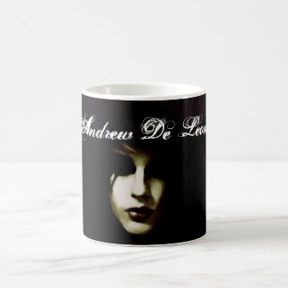 Andrew De Leon - Official Vamp Coffee Cup 11 Oz Magic Heat Color-Changing Coffee Mug