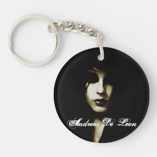 Andrew De Leon - Official Vamp Key Chain