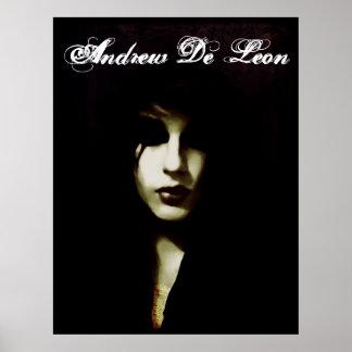 Andrew De León - poster del empeine