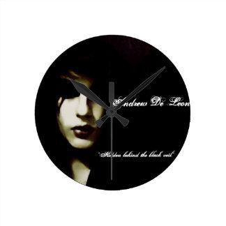 Andrew De León - reloj oficial del empeine