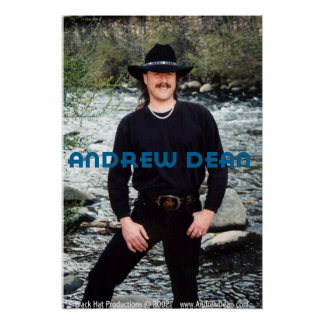 Andrew Dean  - 2002 - Poster #1