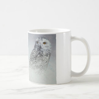 Andrew Denman Snowy Owl Mug